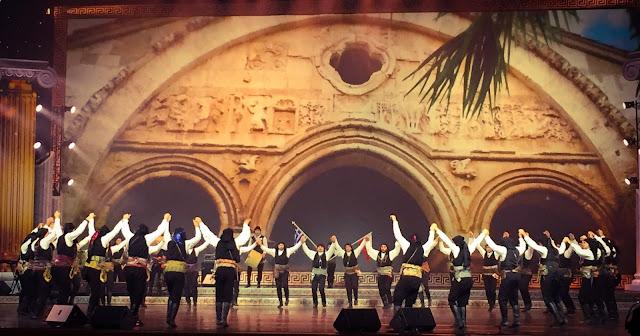 36 χορευτές απέδωσαν τον χορό των χορών, Σέρρα, στο Κρεμλίνο της Μόσχας (Video)