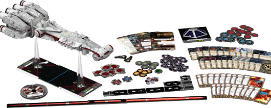 Huge Ship Preview- Tantive IV Expansion Pack Part 2