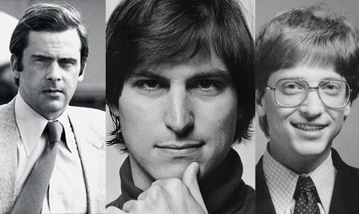 emprendedores más importantes de la historia moderna
