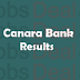Canara Bank SO Result 2017 Specialist Officer Cut Off, Merit List