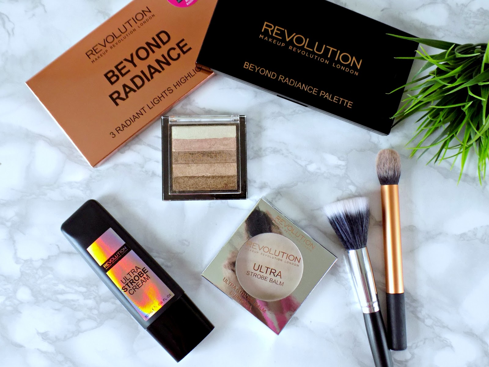 New products from Makeup Revolution