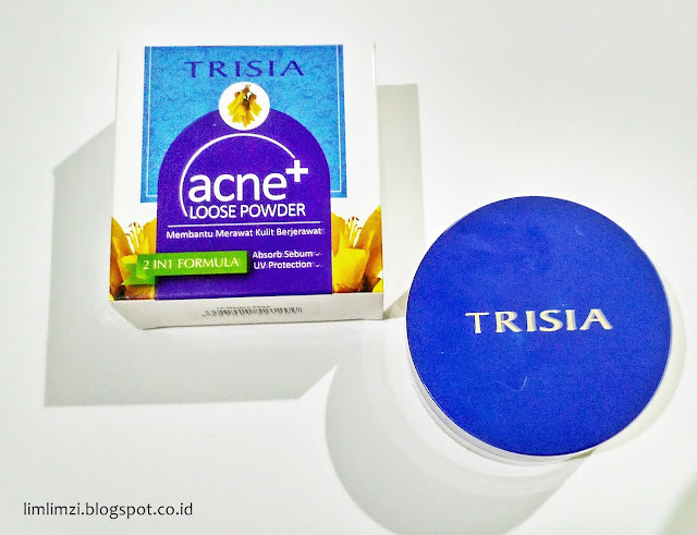 Trisia Cosmetic   Acne Care Loose Powder