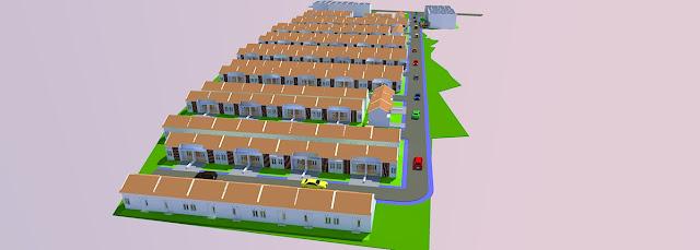 arsitektur perumahan