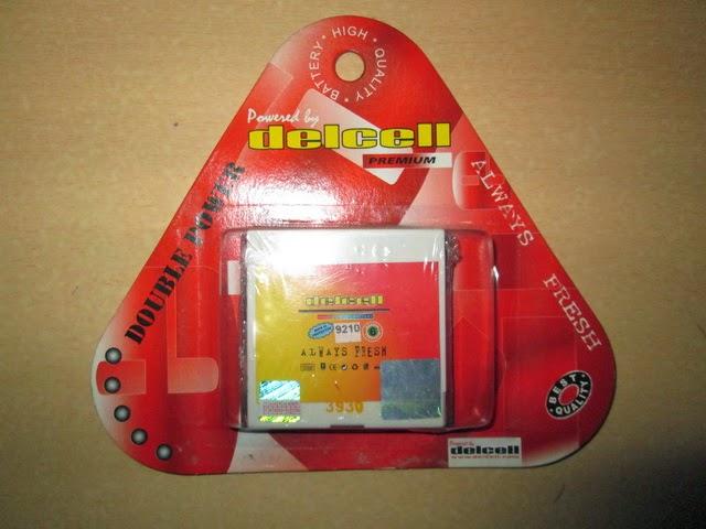 baterai Nokia BLL-3 delcell