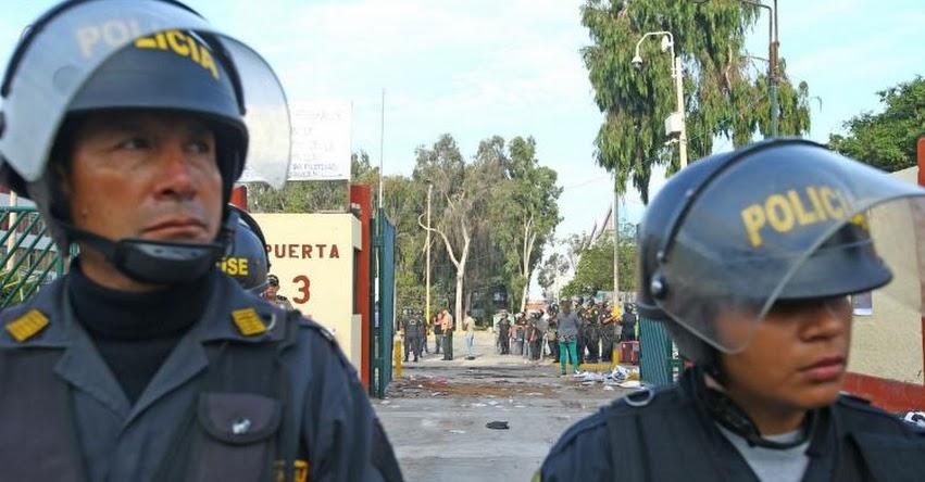 UNMSM: Policía ingresa a universidad San Marcos para restablecer el orden