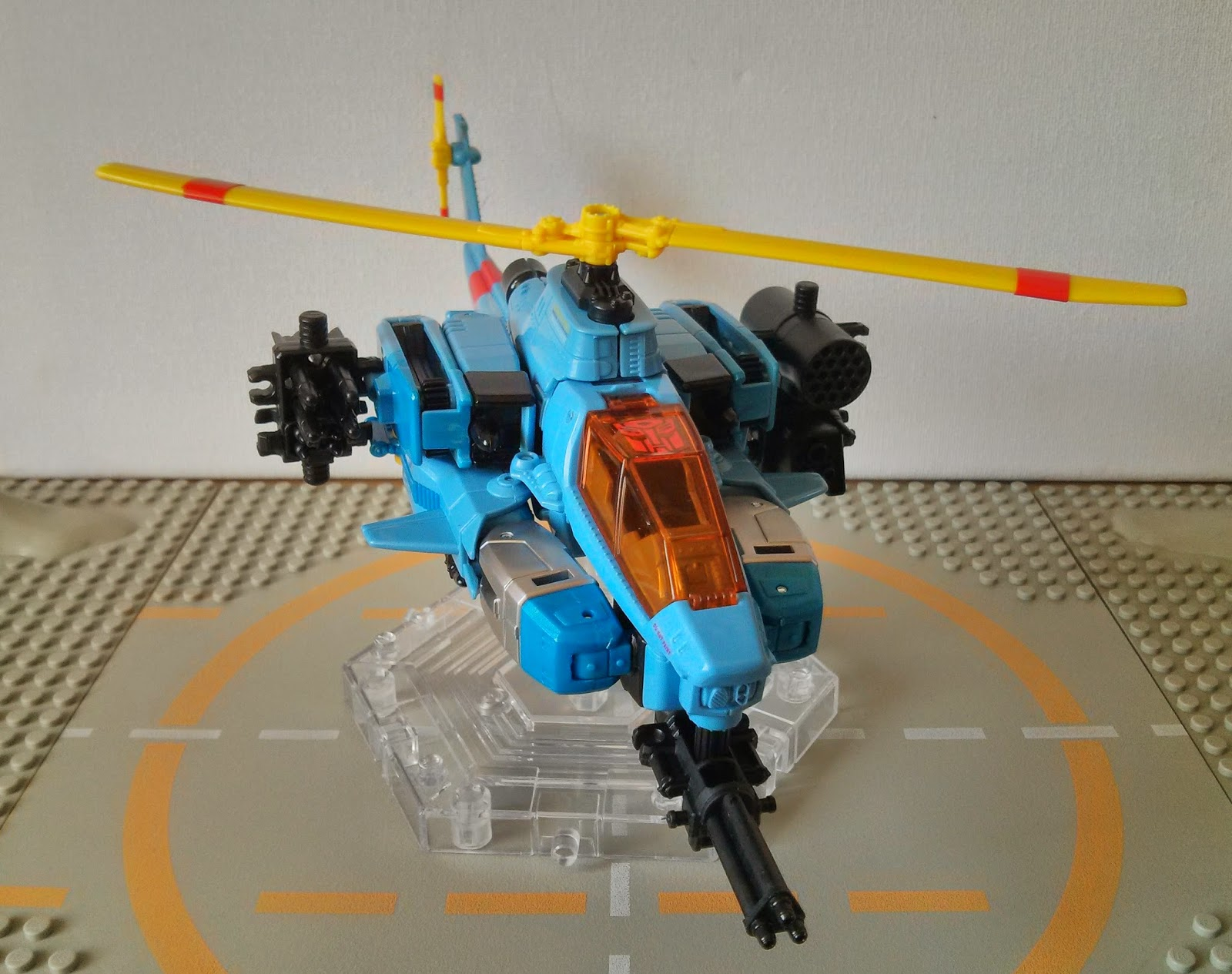 transformers voyager whirl