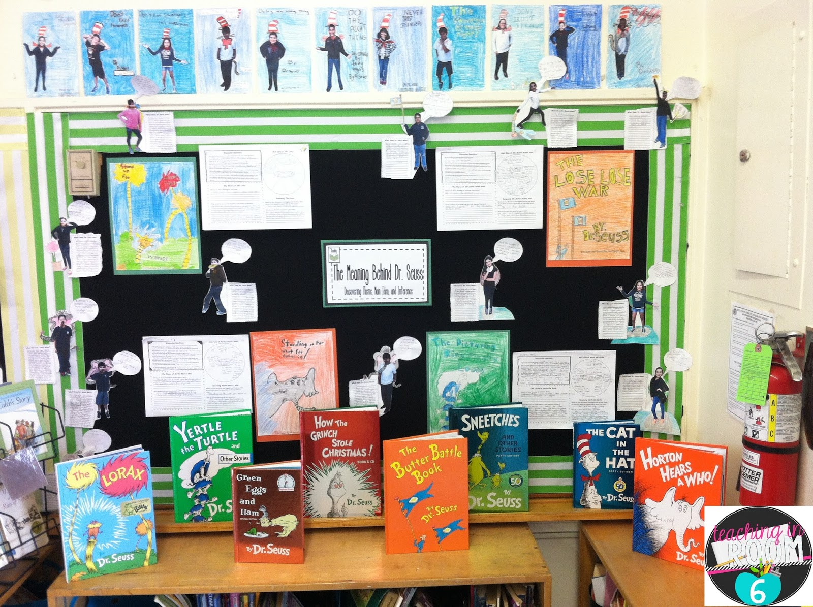 Theme And Inference In Dr Seuss