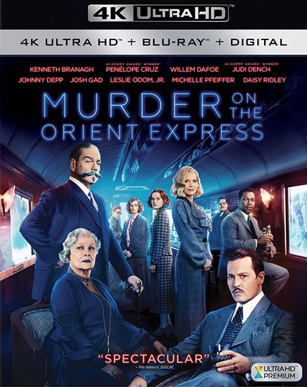 Le Crime de l'Orient Express 4K Ultra HD