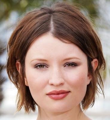 37 Cortes y Peinados para Cara Redonda que Adelgazan Mujeres  - Tipos De Peinados Para Gorditas