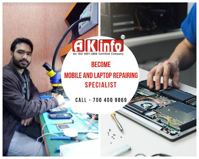mobile repairing institute in gorakhpur