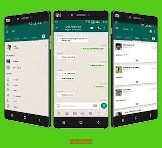 BBM Mod WhatsApp V3.3.1.24 Apk