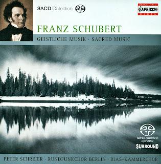 Franz Schubert (1797-1828) - Geistliche Musik