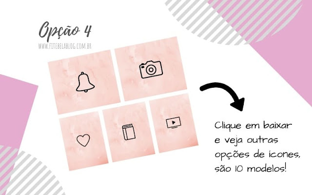 Capa para stories do Instagram + Download grátis