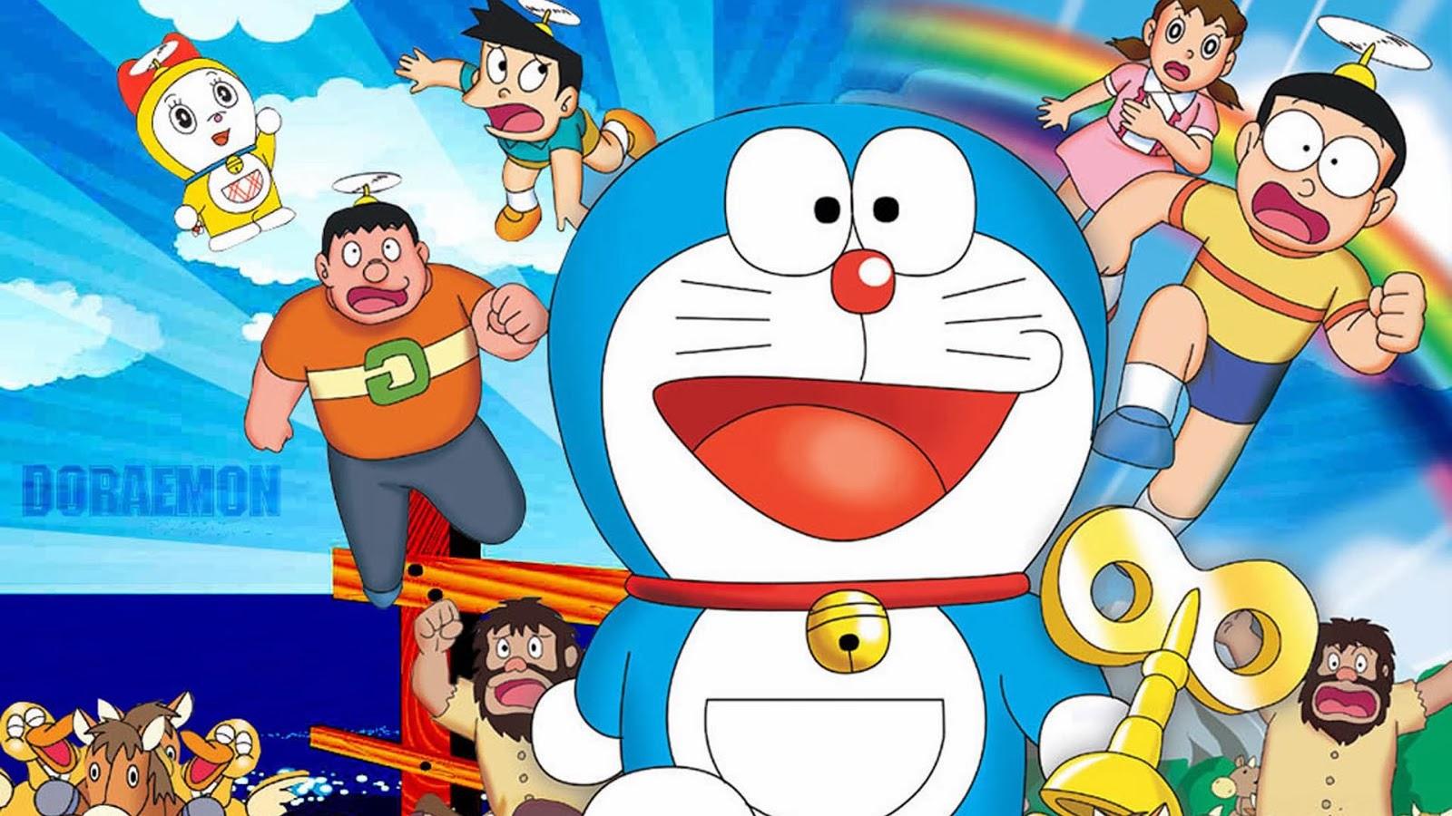 Kumpulan Gambar Kartun Doraemon Seram Himpun Kartun