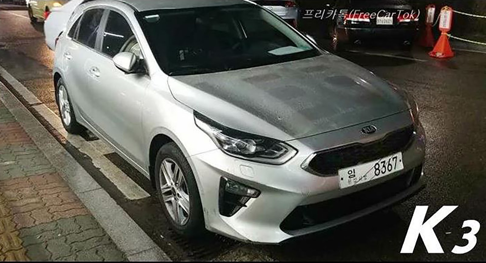 2019 kia cee 39 d hatch unexpectedly revealed in korea. Black Bedroom Furniture Sets. Home Design Ideas
