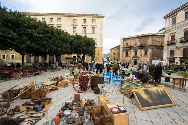 Piazza Marina-Palermo