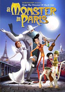Baixar Um Monstro em Paris Dublado Torrent