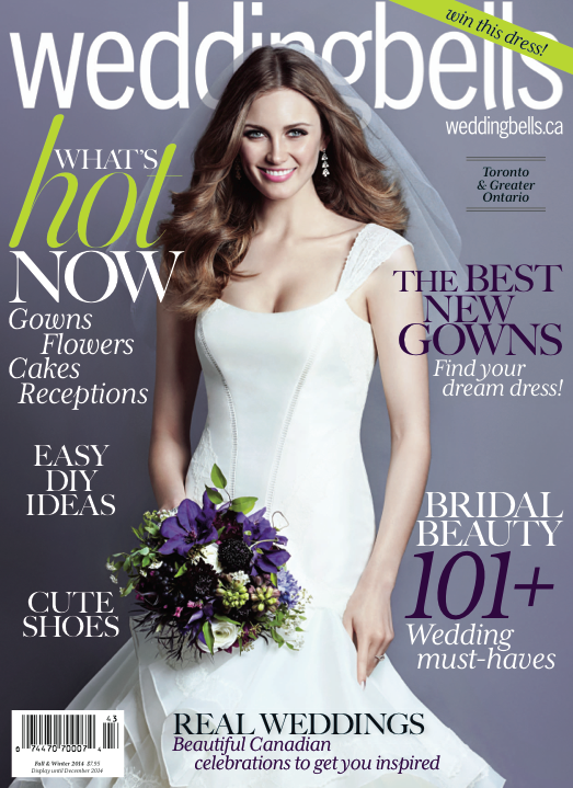 Weddingbells magazine - diy inspiration