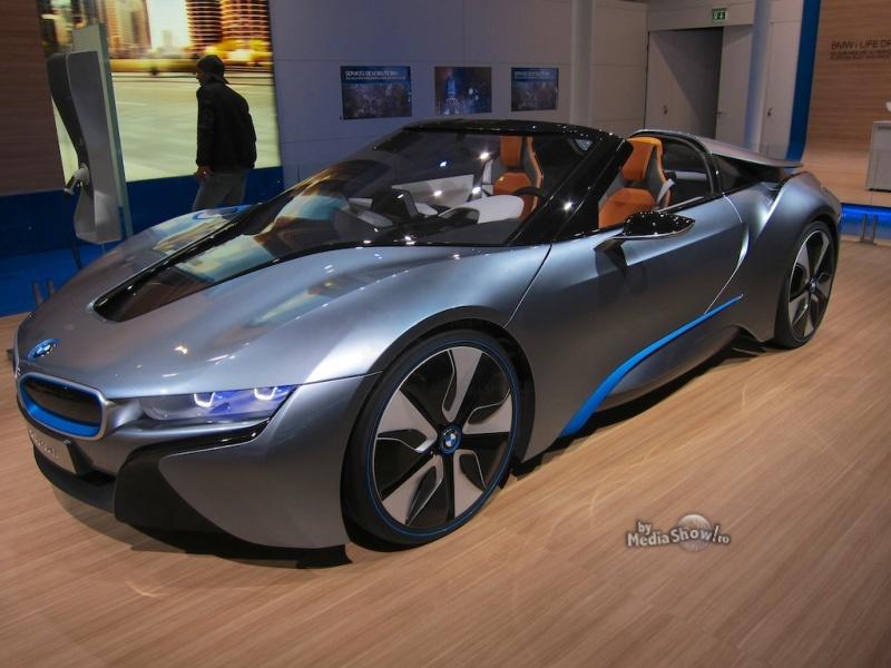 BMW i8 Concept - World full of Art