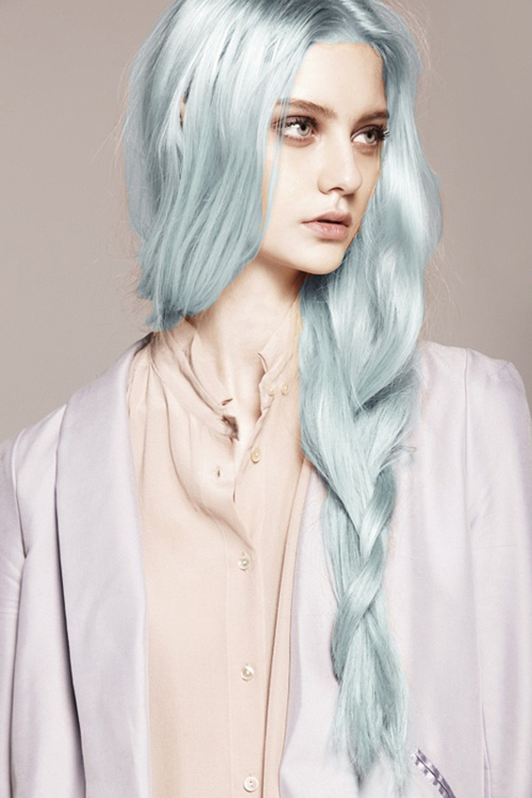 1000+ images about Hair Color Blu & Green on Pinterest ...