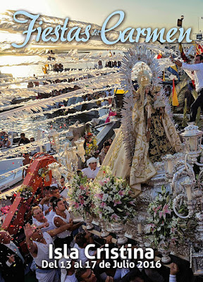 Isla Cristina - Fiestas del Carmen 2016