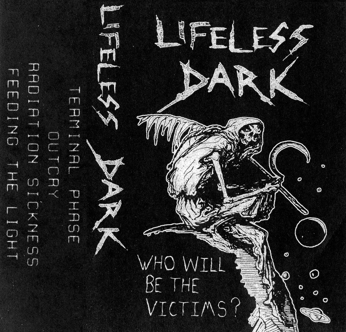 punk and hardcore lyrics: Lifeless Dark - Who Will Be The ...
