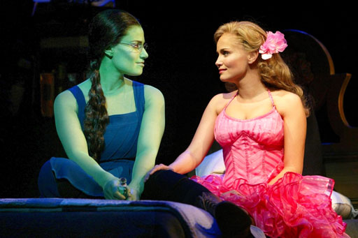 The blockbuster Broadway musical's original stars, Idina Menzel and Kristin Chenoweth, will reunite for the show's 15th anniversary this fall.
