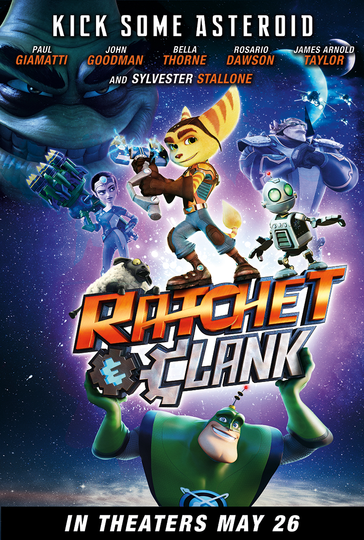 Lavishly Parsimonious Simply Enjoying Life Ratchet Clank Movie Mischief And Mayhem That S Out Of This World Rachet Clank Movie Preview Video