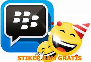 Sticker BBM Gratis Lucu Keren 2016