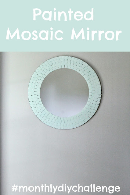 Updated Mosaic Mirror