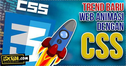 6 Web Animasi Dari CSS Terbaik Tahun Ini