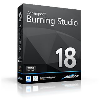 Download Gratis Ashampoo Burning Studio 18 Full Version