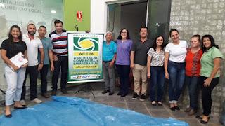 ACEJA REALIZA SORTEIO DA CAMPANHA DO DIA DAS MÃES