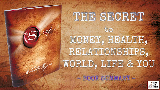 Law of attraction summary | the secret book summary