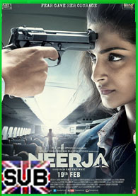 Neerja (2016) | 3gp/Mp4/DVDRip Sub HD Mega