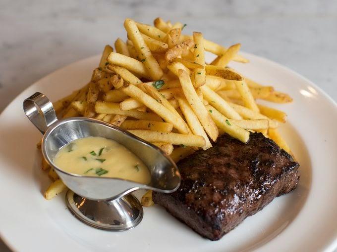 Steak And Frites Restaurant New York