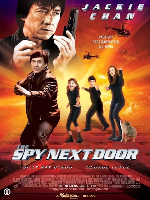 Gián Điệp Vú Em | The Spy Next Door