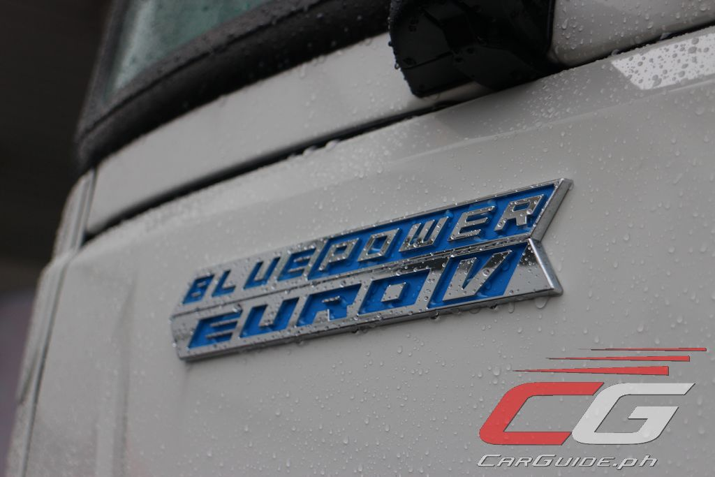 Blue) Powering the Future: A Closer Look at Isuzu's New Euro