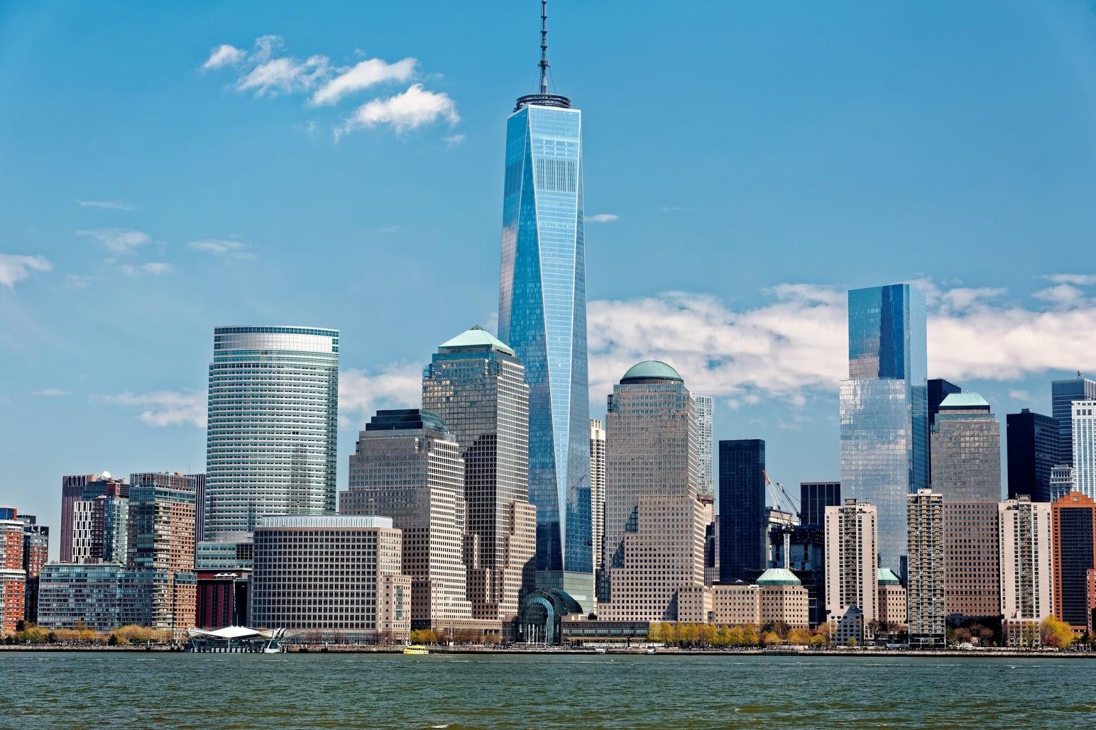 One World Trade Center, Nova York