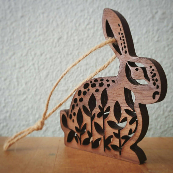 lazer cut christmas ornaments
