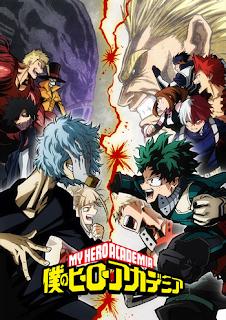 Boku no Hero Academia 3rd Season الحلقة 01 مترجم اون لاين