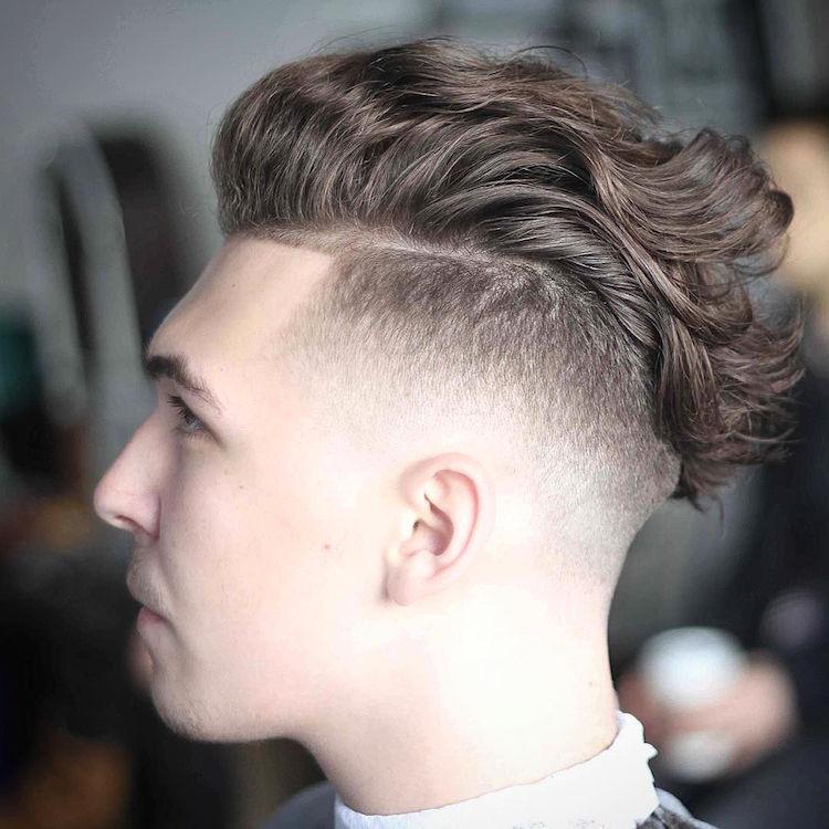 Desi Men Hairstyles: Mens Hairstyle: Top 10 Men's Undercut Hairstyles 2015