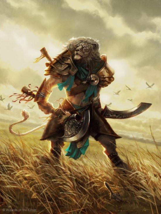 Aaron Miller deviantart ilustrações pinturas tradicionais fantasia para games