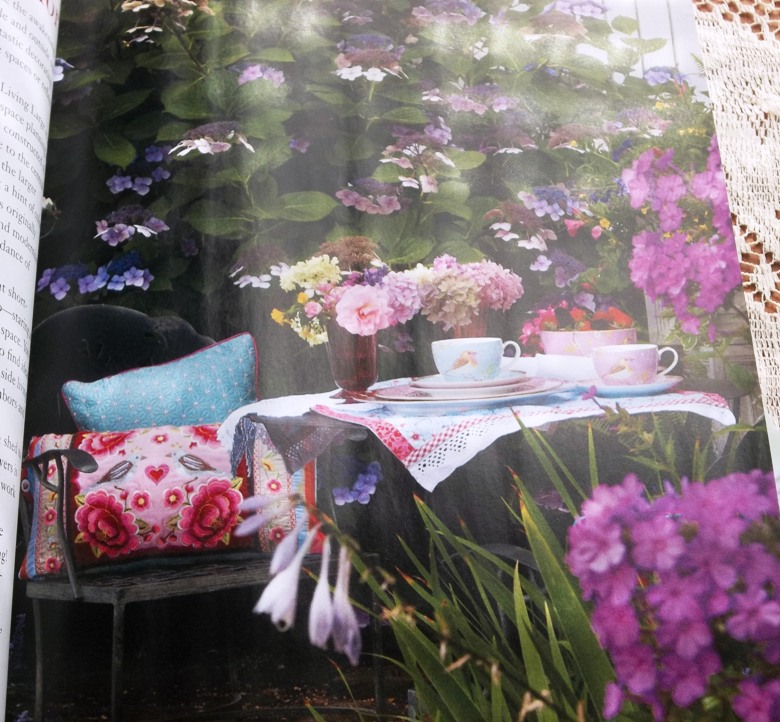 My cottage diary two to read for spring for Spring cottage magazine