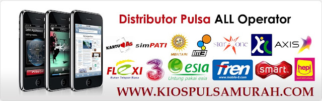 Kios Pulsa Server Terbaru CV. Multi Payment Nusantara