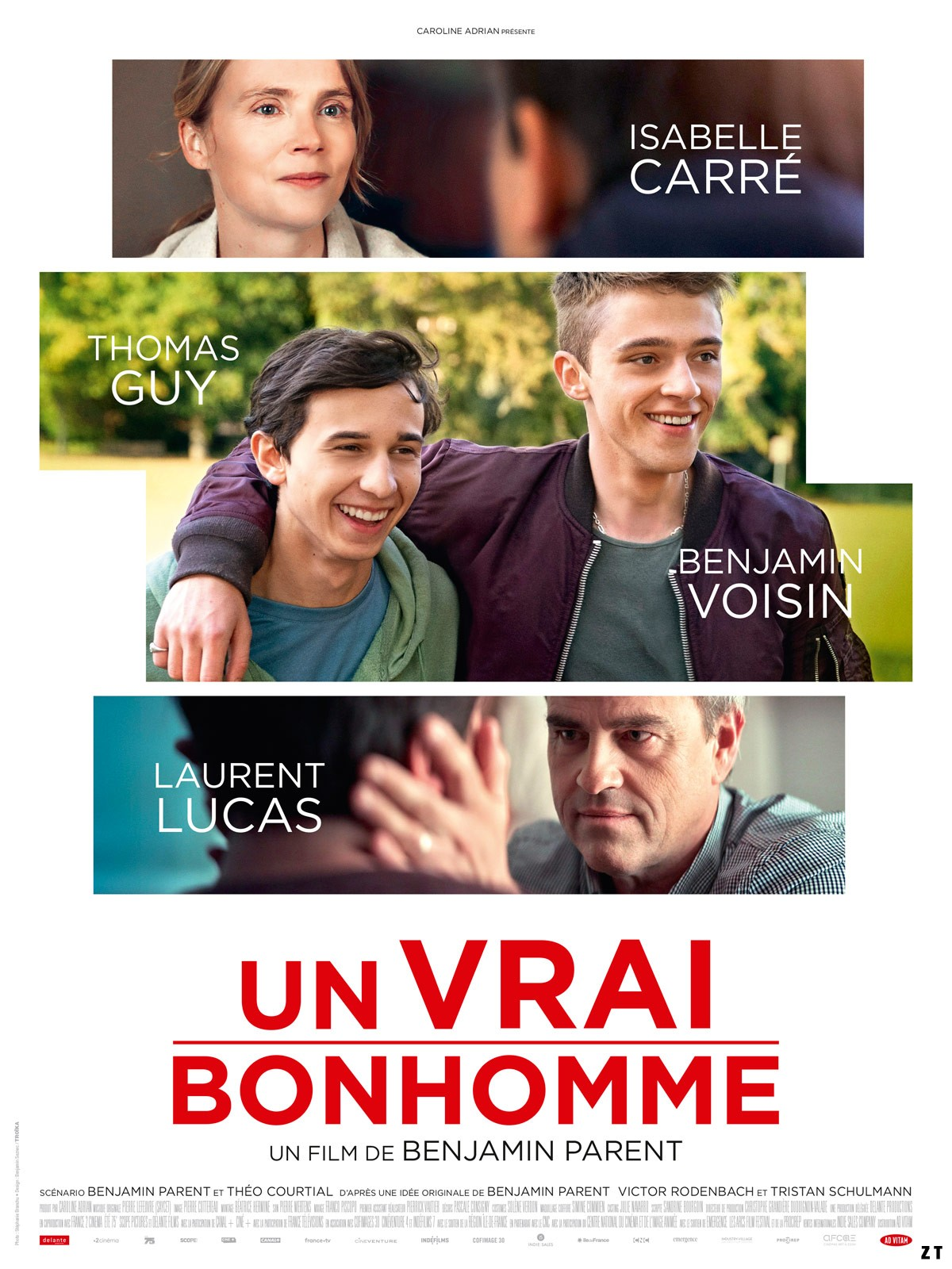 Un vrai bonhomme [HDRip] [Streaming] [Telecharger]
