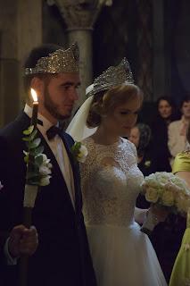 Cununia Tinerilor Aurora si Vlad Ciotlaus, Catedrala Mitropolitana Cluj-Napoca