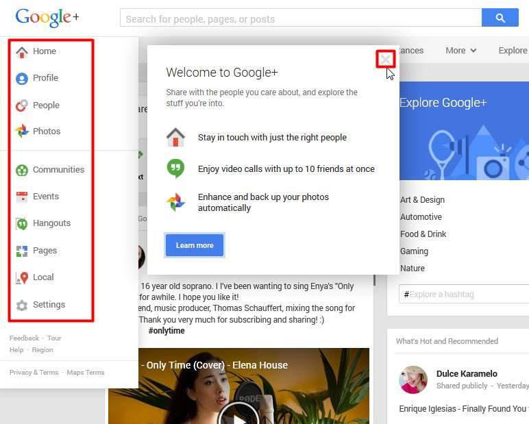 Cara Membuat Akun Google Plus Gratis Daftar