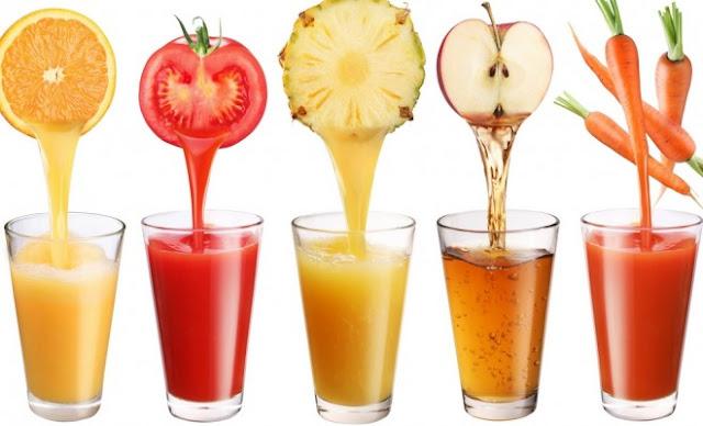 Pourquoi se mettre aux jus de fruits et légumes frais?