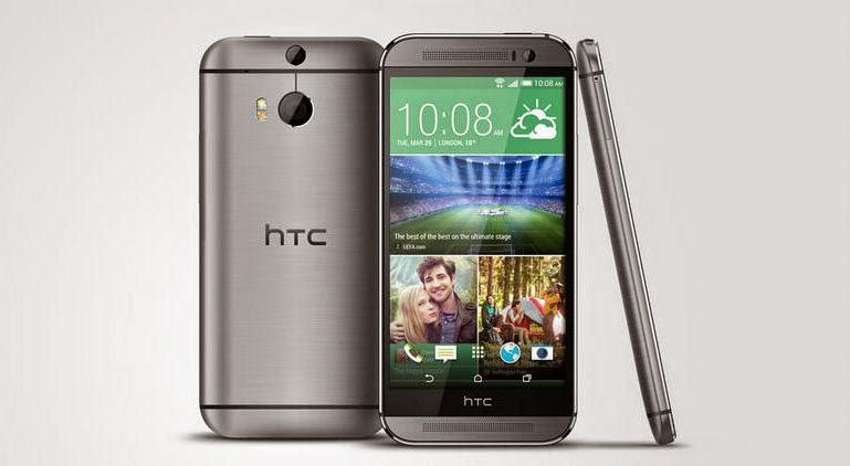 Spesifikasi dan Harga HTC One M8 baik harga baru maupun bekas